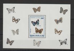 Congo 1980 Papillons BF 23 ** MNH - Congo - Brazzaville