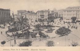 CPA - Athènes - Place De La Concorde - Griechenland