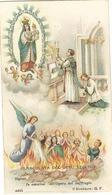Santino Immacolata Del Gesù Vecchio Con Preghiera Ed Indulgenze Ed. Russo (236) - Santini