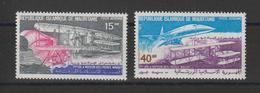 Mauritanie 1979 Aviation Wright PA 190-91 2 Val ** MNH - Mauritania (1960-...)