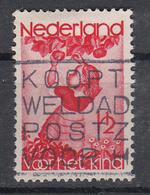 NEDERLAND - Michel - 1935 - Nr 287 - Gest/Obl/Us - Used Stamps