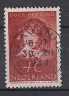 NEDERLAND - Michel - 1937 - Nr 310 - Gest/Obl/Us - Used Stamps