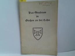 Das Studium In Gießen An Der Lahn - Bücher, Zeitschriften, Comics