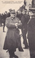 Guerre De 1914 - Le Général Currières De Castelnau - Personajes