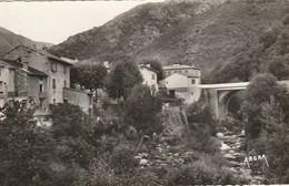 CARTE POSTALE  SAHORRE 66  Vue Sur Le Pont - Autres Communes