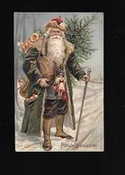C.P.A. GAUFREE... ILLUSTREE SUR LE PERE NOEL.. - Cartes Postales