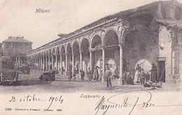 MILANO      LAZZARETTO - Milano (Milan)