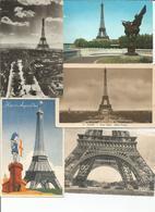 Paris Lot De 24 Cartes De La Tour Eiffel - 5 - 99 Cartoline