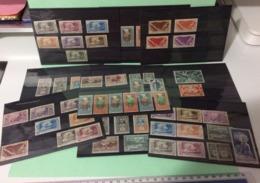 Océanie Neuf Avec Charnière 1929 à 1946 Ets Français + Poste Aérienne Voir Photos - Stamps