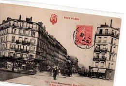 Paris : Série ''Tout Paris '' N°352 Place Rambouillet XII Ar - Francia