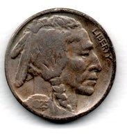 USA - 5 Cents 1925     -  état  TB+ - Federal Issues