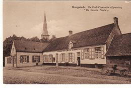 ALVERINGEM HOOGSTADE TAVERNE HERBERG GROENE POORT - Alveringem