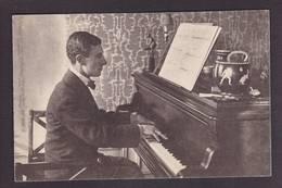 CPA Musicien Musique Maurice RAVEL Non Circulé Piano - Musica E Musicisti