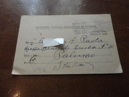CARTOLINA POSTALE PRIGIONIERI DI GUERRA SUD AFRICA-1942 - Eastern Africa