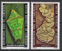 CAMEROUN : N° 582/583  ** Superbe  (champignon) - Kamerun (1960-...)