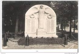 62. AUDRUICQ - LE MONUMENT AUX MORT -PHOTOCARTE - Audruicq