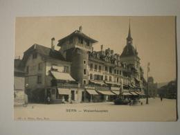 Suisse. Bern, Waisenhausplatz (8510) - BE Berne