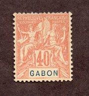 Gabon N°26 N* TB Cote 30 Euros !!! - Nuovi