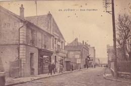 Essonne - Juvisy - Rue Pasteur - Francia