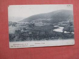 Cemetery Ridge Downsville   - New York  >  Ref 3886 - Sonstige