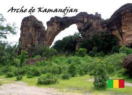 Mali Kamandjan Arch New Postcard - Mali