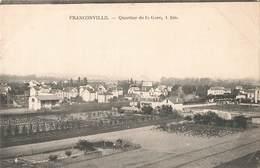 95 Franconville Quartier De La Gare 1 Bis - Franconville