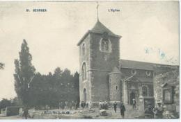 Saint Georges Sur Meuse - L'Eglise - Edit. W.B.L. 46 - 1906 - Saint-Georges-sur-Meuse