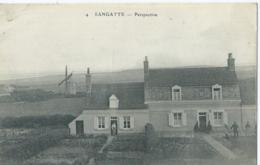 Sangatte - Perspective - No 4 - 1917 - Sangatte