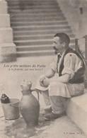 Les P'tits Métiers De Paris /75/ A La Fraîche ,qui Veut Boire?/ Réf:fm1345 - Petits Métiers à Paris