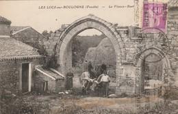 CARTE POSTALE  LES LUCS SUR BOULOGNE 85  Le Plessis - Les Lucs Sur Boulogne
