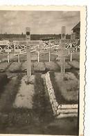 Orig Photo All WW2 :  Tombes Soldat Allemand 19 Ans , 1943 , LENINGRAD . - 1939-45