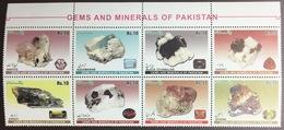 Pakistan 2014 Gems & Minerals MNH - Pakistan