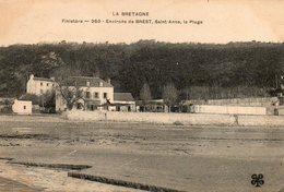 Environs  De  Brest -   St - Anne, La  Plage. - Autres Communes