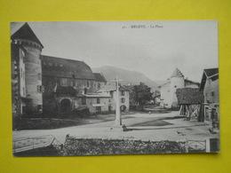 Megève ,la Place,precurseur - Megève