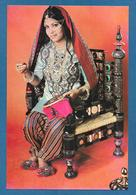 A WOMAN IN SINDH DRESS PAKISTAN - Pakistan