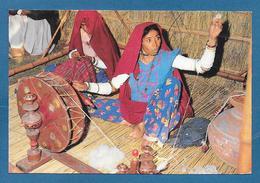 PAKISTAN WOMAN FROM THARPARKAR SINDH - Pakistan
