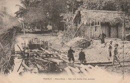 Tonkin -  Nan-dinh - Les Bords D'un Arroyo - Chine