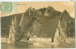 Dinant 1907; Roche à Bayard - Voyagé. (Nels - Bruxelles) - Dinant