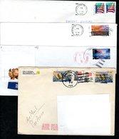 4 Enveloppes Des ETATS-UNIS - Amérique Centrale