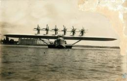 BELLE CARTE PHOTO HYDRAVION - Vliegtuigen