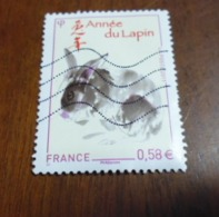 FRANCE TIMBRE OBLITERE YVERT N°4531 - France