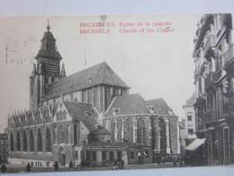 BRUXELLES Brussel : Eglise St Chapelle KAPELLEKERK - Belgien