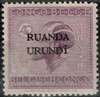 Ruanda-Urundi - 1925 - Y&T N° 65**, Neuf Sans Trace De Charnière - Ruanda-Urundi