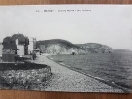 Morgat.grande Marée.les Falaises.édition Le Doaré 313 - Morgat