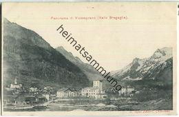 Panorama Di Vicosoprano (Valle Bregaglia) - Ediz. G. Ogna Chiavenna - GR Grisons