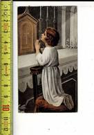 X 255 - IMAGE RELIGIEUSE - COMMUNION SOLENNELLE DE JEANNINE BEL A CROISILLES 1938 - Images Religieuses