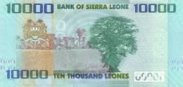 SIERRA LEONE P. 33 10000 L 2010 UNC - Sierra Leone