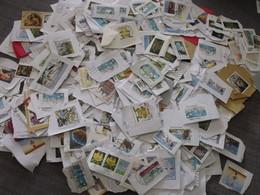 LOT 1 KILO ALLEMAGNE QUE DES GF SUR FRAGMENTS PERIODE 2010 A 2019 ARRIVAGE JANVIER 2020 - Lots & Kiloware (mixtures) - Min. 1000 Stamps