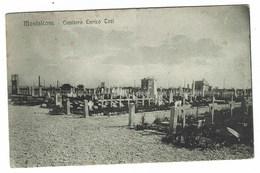 3244 - MONFALCONE CIMITERO ENRICO TOTI GORIZIA 1920 CIRCA - Italia