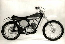 Puch MC 125 +-18cm X 12cm Moto MOTOCROSS MOTORCYCLE Douglas J Jackson Archive Of Motorcycles - Sonstige